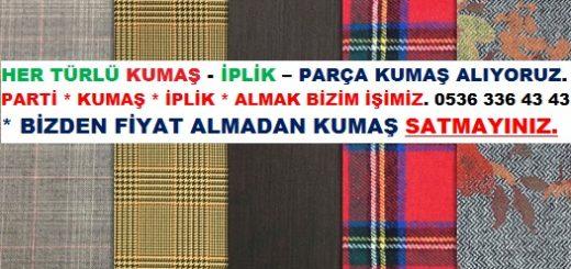 Çerkezköy Kumaş.