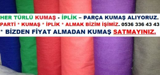 Stok Krep Kumaş