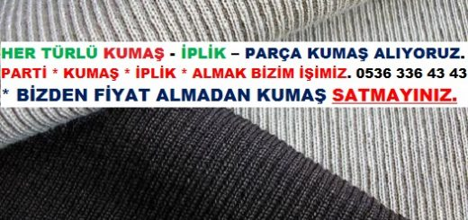 Parti Penye Kumaş.